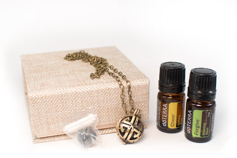 Eclipse Aromatherapy Kit- Double