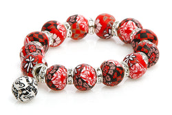 Intention Bracelet: To Have a Fortunate Outcome in Dealing with the Law - Intention Beads | Astrology | Talisman