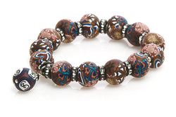 Intention Bracelet: To Be Calm Enough to Perform a Successful Task - Intention Beads | Astrology | Talisman