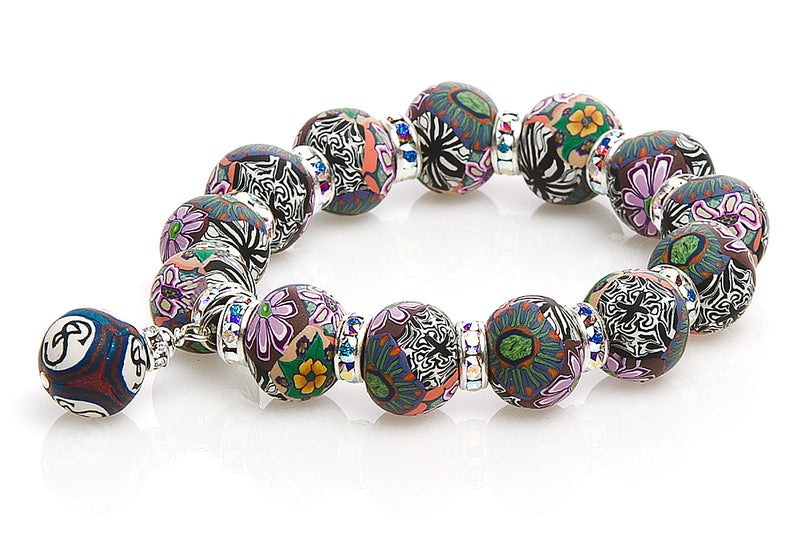 Intention Bracelet: To Express Original Ideas - Intention Beads | Astrology | Talisman