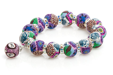 Intention Bracelet: To Gain Global Recognition in a Career of Beauty