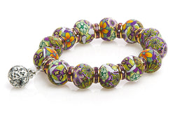 Intention Bracelet: To Lead My Family in a Positive Manner - Intention Beads | Astrology | Talisman