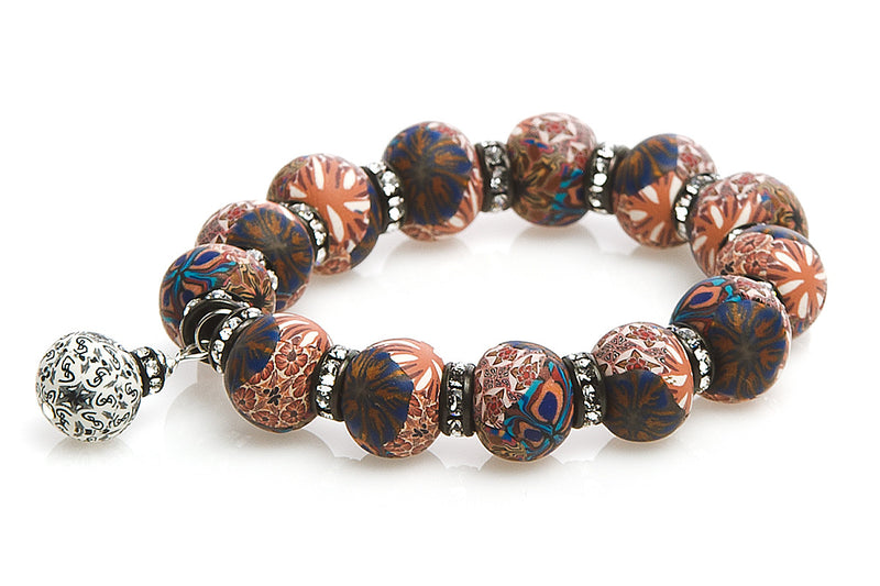 Intention Bracelet: To Bring in a New Love Relationship or Deepen a Current One - Intention Beads | Astrology | Talisman