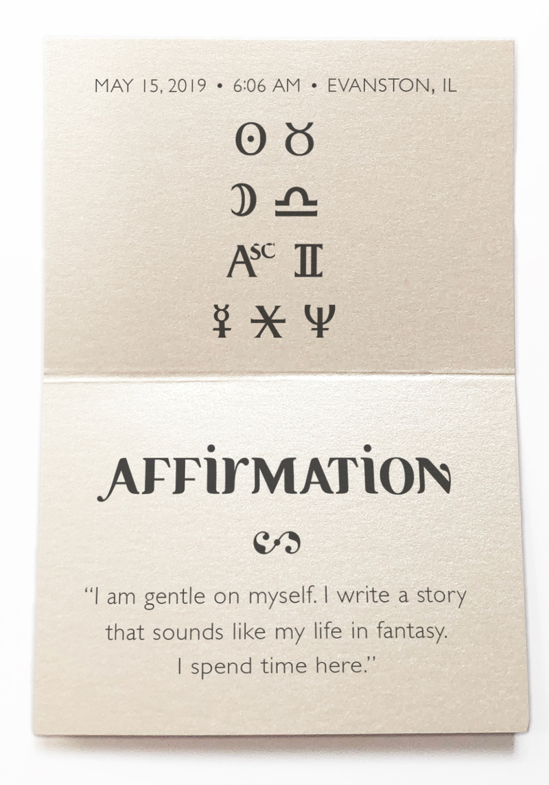 To perfect the art of Day Dreaming. - Intention Beads | Astrology | Talisman
