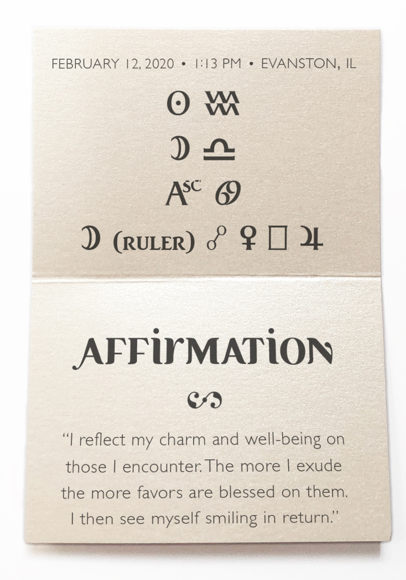 To lift up loved ones. - Intention Beads | Astrology | Talisman