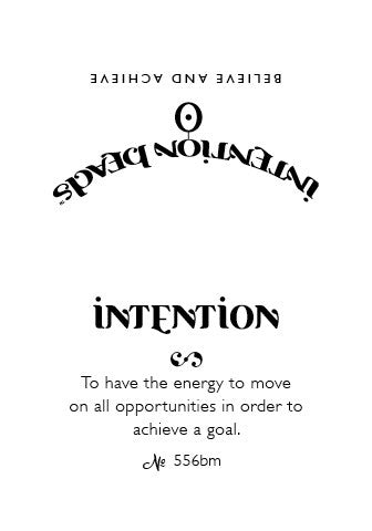 Intention Bracelet: To Have The Energy Move on All Opportunities in order to Achieve A Goal