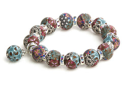 Intention Bracelet: To Attract New and Exciting Friends - Intention Beads | Astrology | Talisman