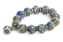 Intention Bracelet: To Have a Strong Physical Need to Relate to the Opposite Sex - Intention Beads | Astrology | Talisman