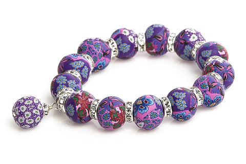 Intention Bracelet: To balance ones needs with ones partner.