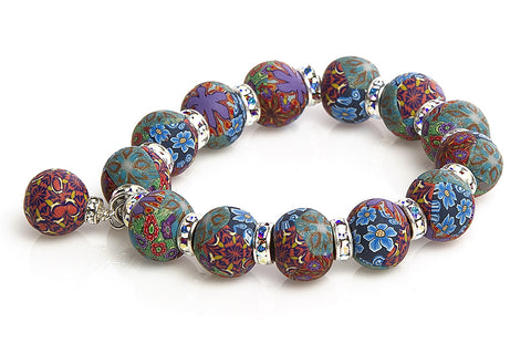 Intention Bracelet: To be concerned about health issues.