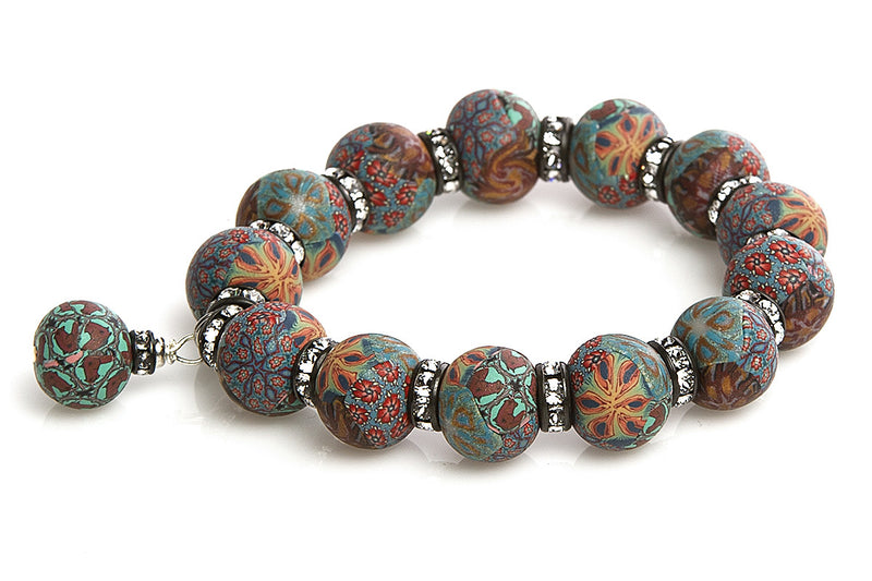 Intention Bracelet: To focus on routine activites. - Intention Beads | Astrology | Talisman