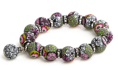 Intention Bracelet: To gain control of finances.