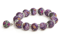 Intention Bracelet: To make constructive use of energy. - Intention Beads | Astrology | Talisman