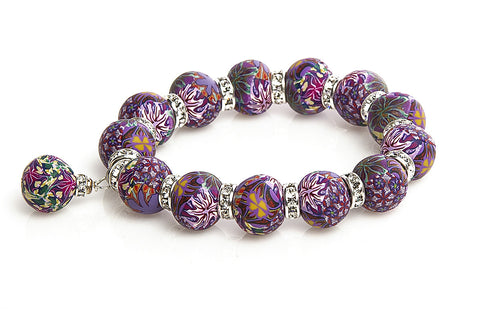 Intention Bracelet: To make constructive use of energy.