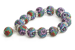 Intention Bracelet: To bring generosity to the world. - Intention Beads | Astrology | Talisman