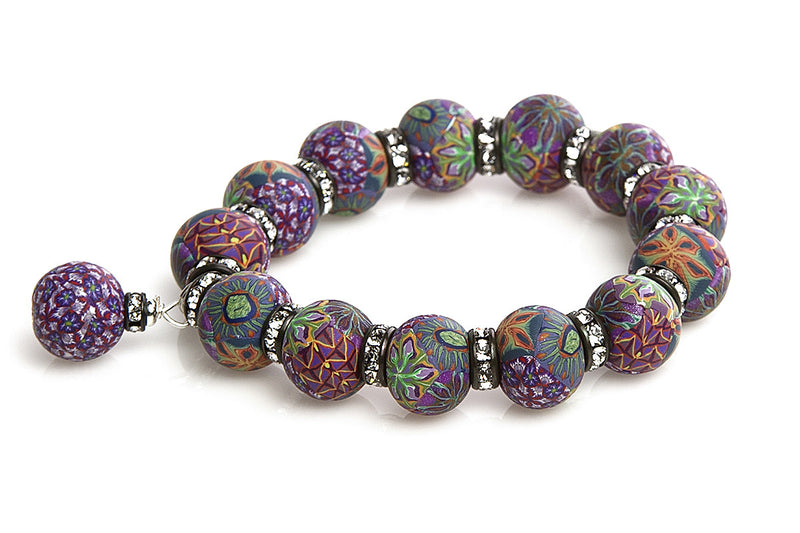 Intention Bracelet: To encounter people that are beneficial. - Intention Beads | Astrology | Talisman