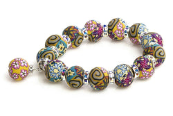 Intention Bracelet: To break away from old habits. - Intention Beads | Astrology | Talisman