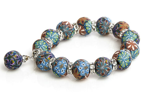 Intention Bracelet: To generate personal growth.