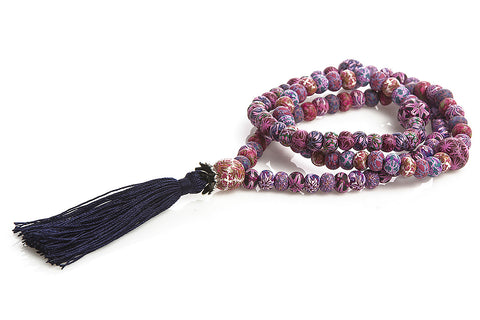 Mala Prayer Beads: To trust my path, my purpose and my destiny