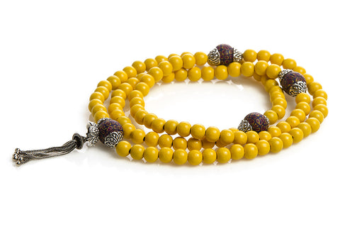 Mala Prayer Beads: To be independent and not afraid to take risks.