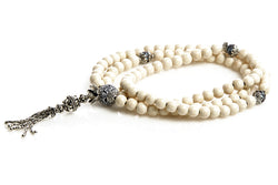 Mala Prayer Beads: To be emotionally free - Intention Beads | Astrology | Talisman