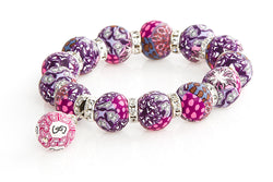Intention Bracelet: To Expand Creative Family Time - Intention Beads | Astrology | Talisman