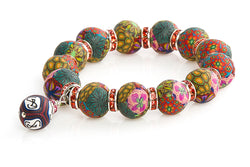 "Intention Bracelet ""To Look on the Bright Side"" - Intention Beads 