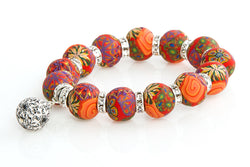 Intention Bracelet: To Present Myself After Final Review - Intention Beads | Astrology | Talisman