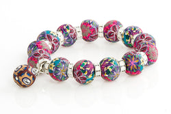 "Intention Bracelet ""To Have a Rich and Rewarding Experience"" - Intention Beads 