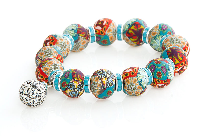 Intention Bracelet: To Be Devoted to the Aims of Others - Intention Beads | Astrology | Talisman