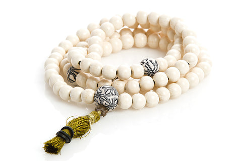 "Mala Prayer Beads ""To Be Stable and Grounded"""