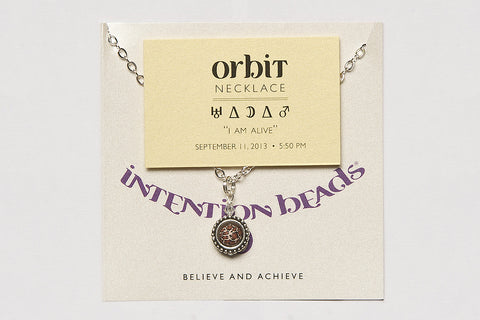 Orbit Necklace 278