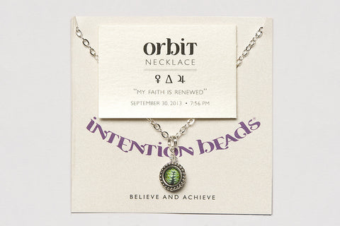 Orbit Necklace 282