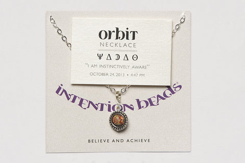 Orbit Necklace 290