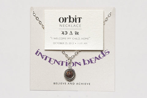 Orbit Necklace 292
