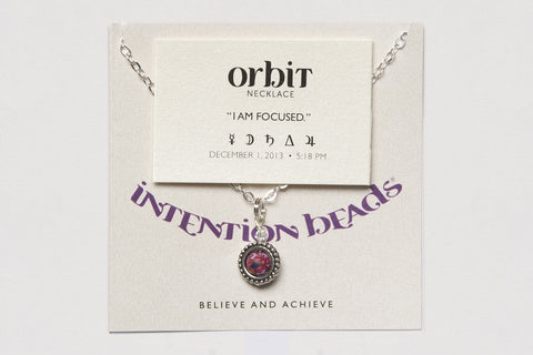 Orbit Necklace 306