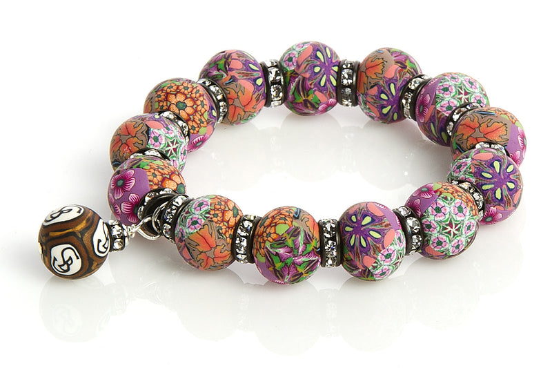 Intention Bracelet: To discover beliefs, intuition and sensitivity. - Intention Beads | Astrology | Talisman