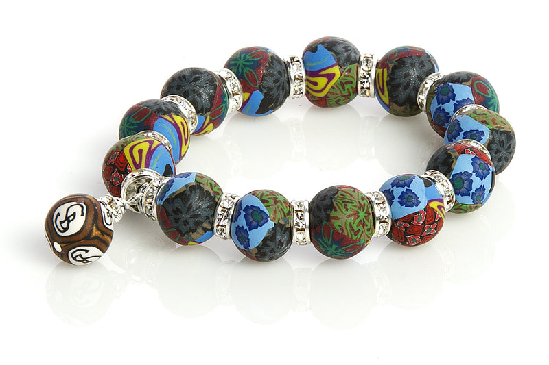 Intention Bracelet: To review an agreement. - Intention Beads | Astrology | Talisman