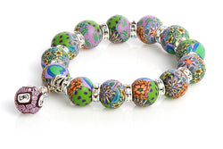 Intention Bracelet: To heal issues with ex-spouse. - Intention Beads | Astrology | Talisman