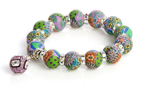 Intention Bracelet: To heal issues with ex-spouse.