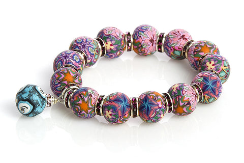 Intention Bracelet: To be light-hearted, pleasant and charming.