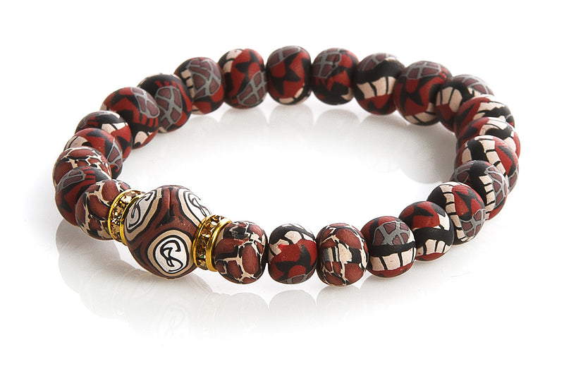 Intention Bracelet: To suddenly acquire a fortunate occurrence. - Intention Beads | Astrology | Talisman
