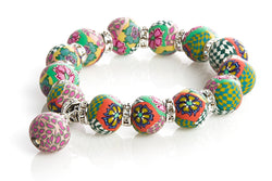 Intention Bracelet: To be lucky. - Intention Beads | Astrology | Talisman