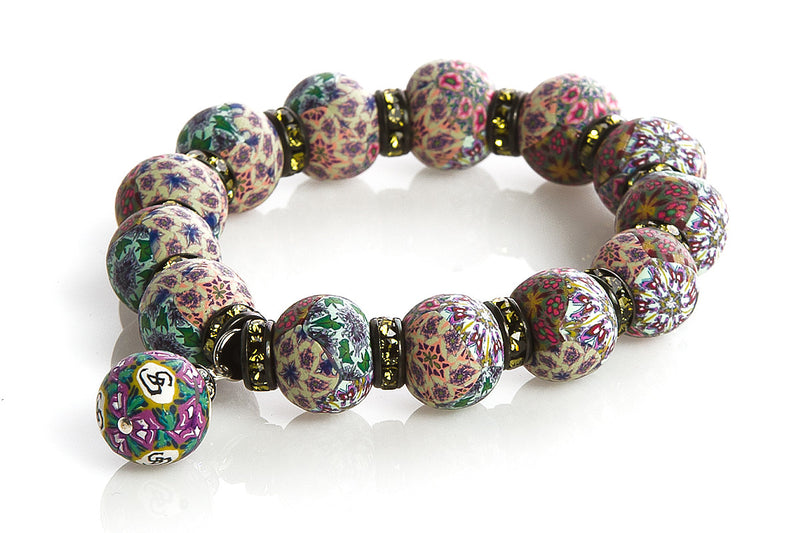 Intention Bracelet: To connect with a karmic relation. - Intention Beads | Astrology | Talisman
