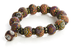 Intention Bracelet: To Expect the Unexpected, Pleasant Surprise - Intention Beads | Astrology | Talisman