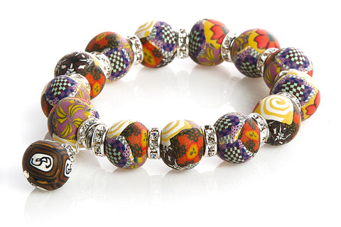 Intention Bracelet: To be practical and successful in business affairs.