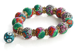 Intention Bracelet: To break free of inhibitions. - Intention Beads | Astrology | Talisman