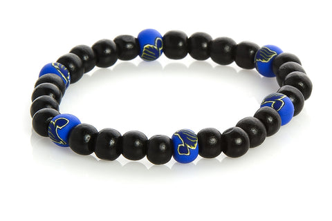 Blues Earth Series Bracelet