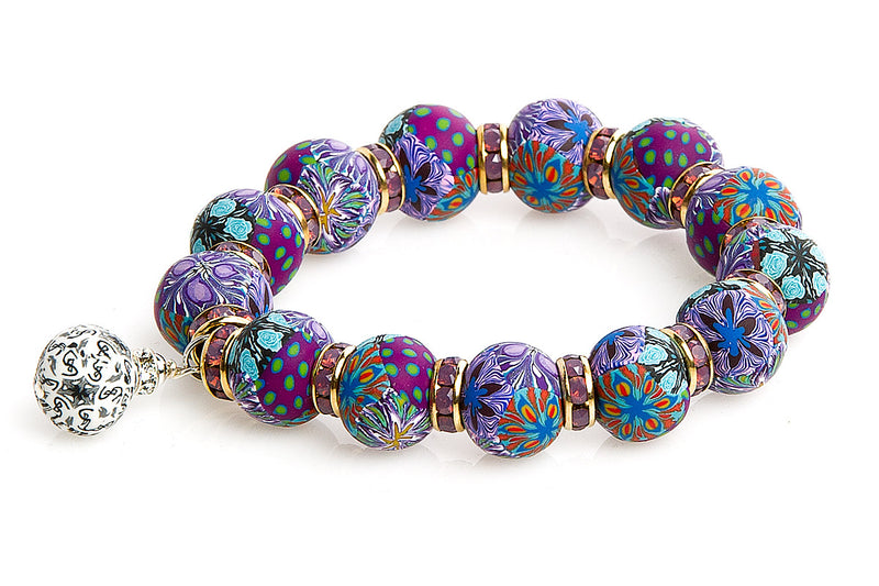 Intention Bracelet: To Have a Disciplined Attitude Toward Work - Intention Beads | Astrology | Talisman