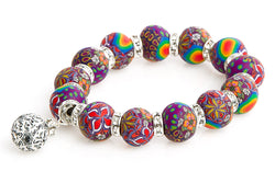 Intention Bracelet: To Refine Intuition and Perception - Intention Beads | Astrology | Talisman